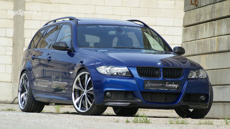 BMW 320d Touring: 1 фото