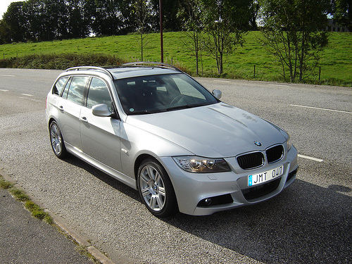 BMW 320d Touring: 3 фото