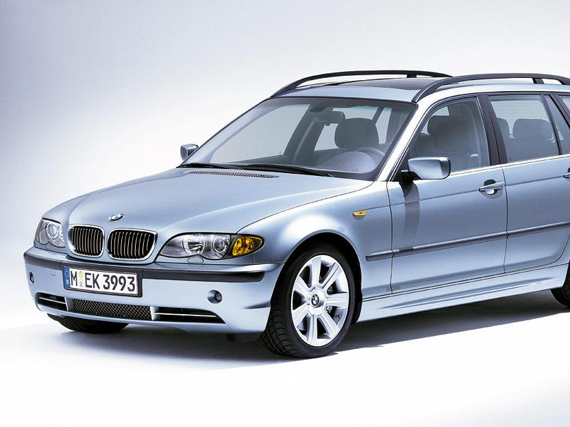 BMW 320d Touring: 8 фото