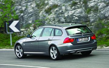 BMW 320d Touring: 9 фото
