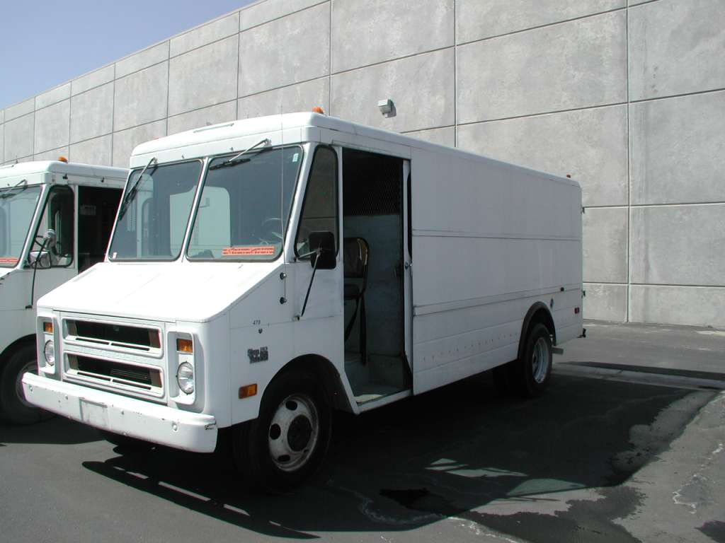 Chevrolet Step Van