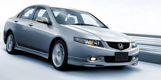 Honda Accord VII