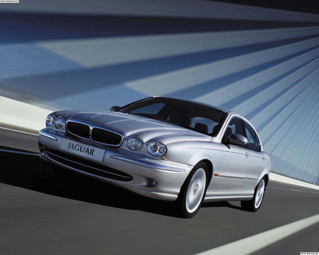 Jaguar X-Type: 01 фото