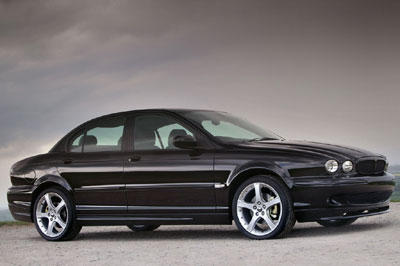 Jaguar X-Type: 06 фото