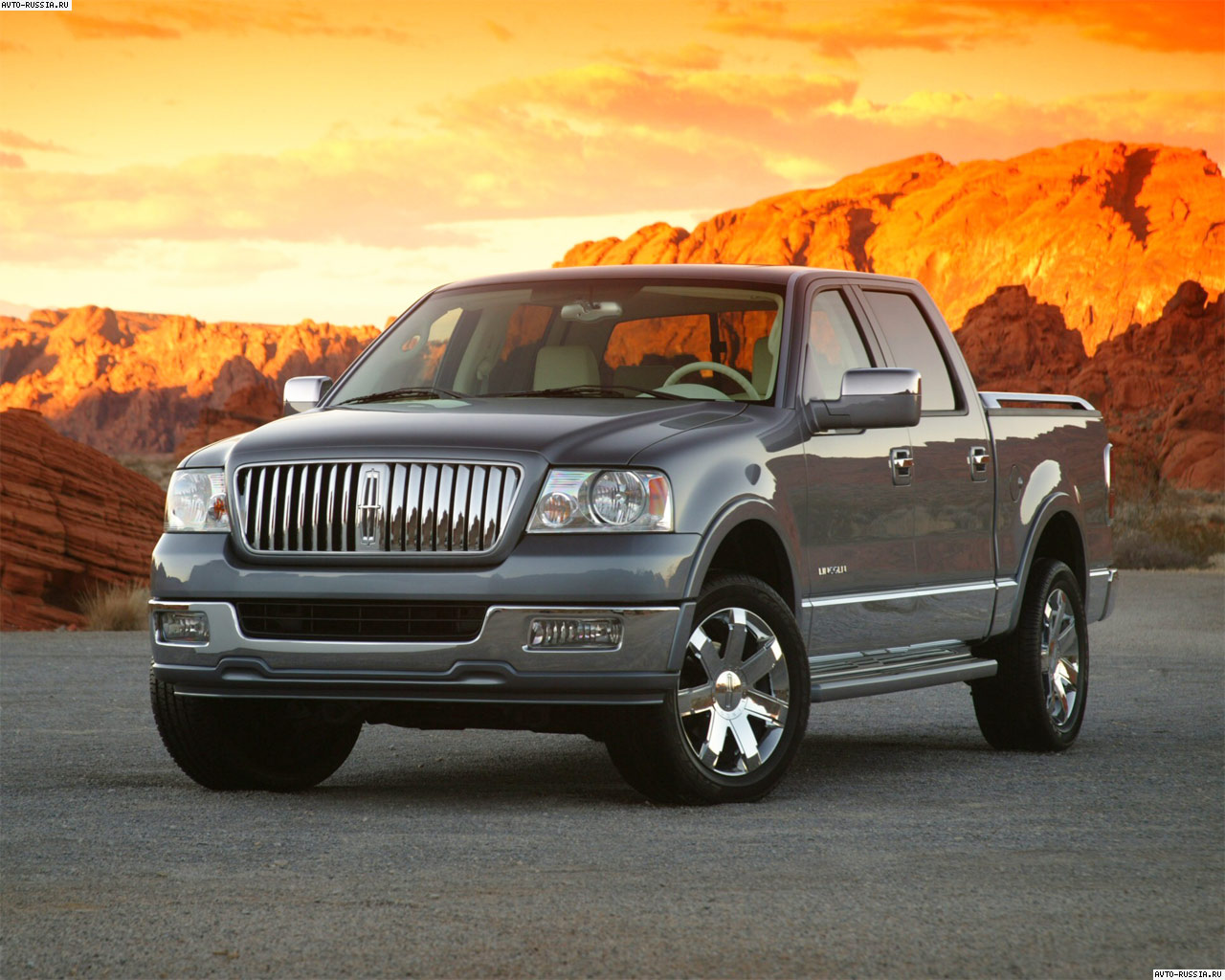 Lincoln Mark LT