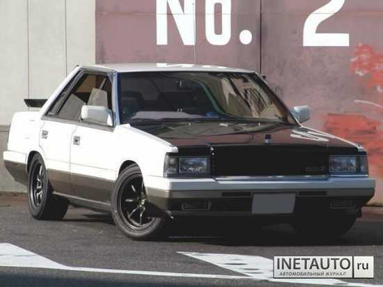 Nissan Laurel: 08 фото
