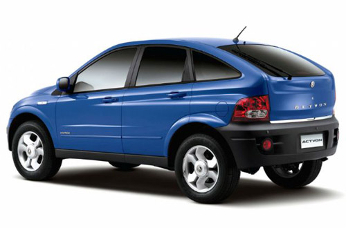 SsangYong Actyon: 07 фото