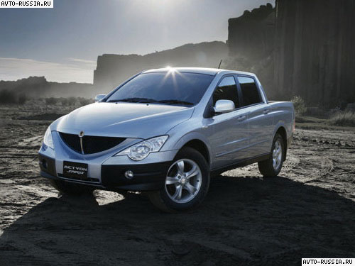 SsangYong Actyon: 08 фото